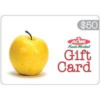 Acme Fresh Market $50 Gift Card