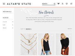 Altar'd State | Gift Card Balance Check